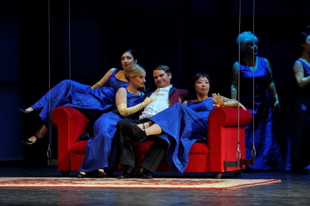 Pariser Leben, Urbain<br> Pfalztheater Kaiserslautern 2015