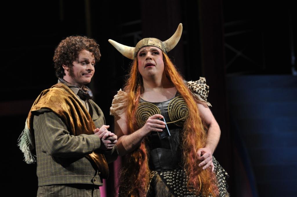 Viva la Mamma, Biscroma<br> Pfalztheater Kaiserslautern 2013